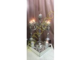 Beş Kollu Classic King Şamdan